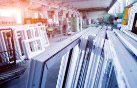 Usine fabrication menuiserie aluminium